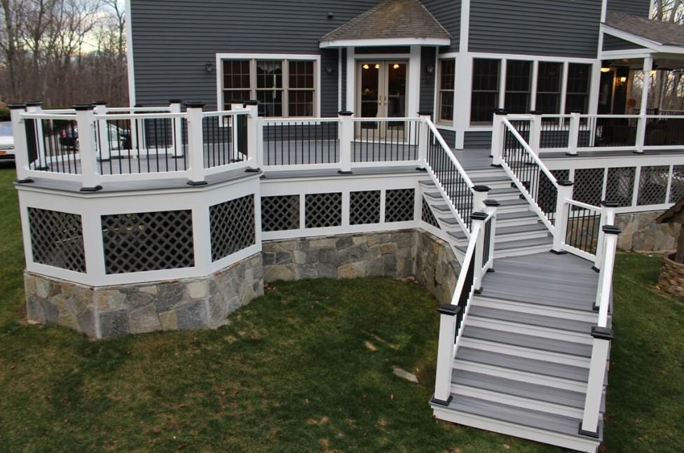 Modern Deck SkirtingIdeas