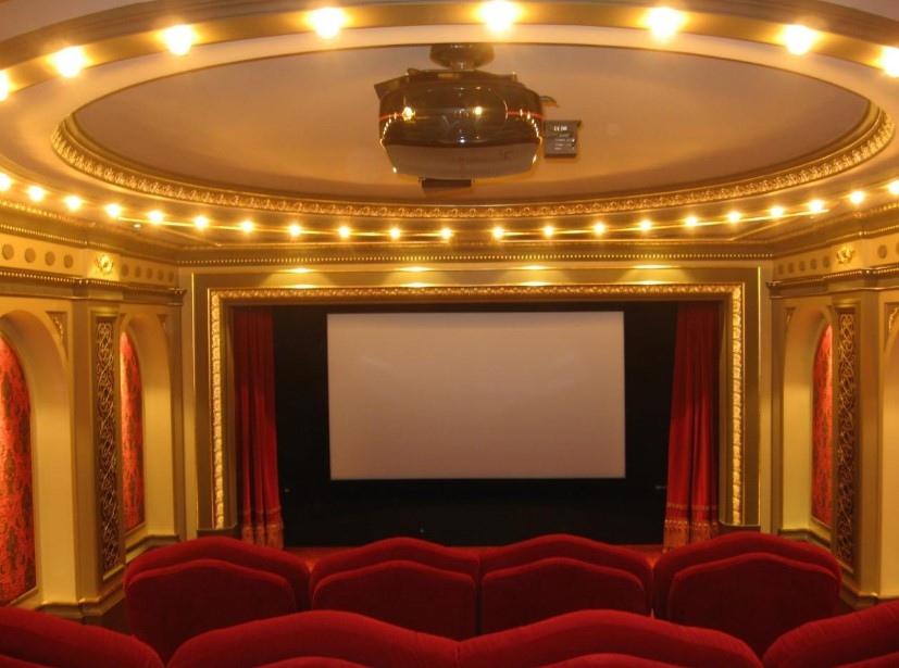Opera House Style Theater