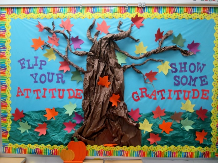 Positive Attitude Tree Board