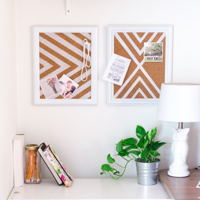 Small Cork Board Ideas