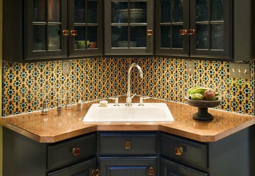 Sophisticated Design of Kitchen Sink