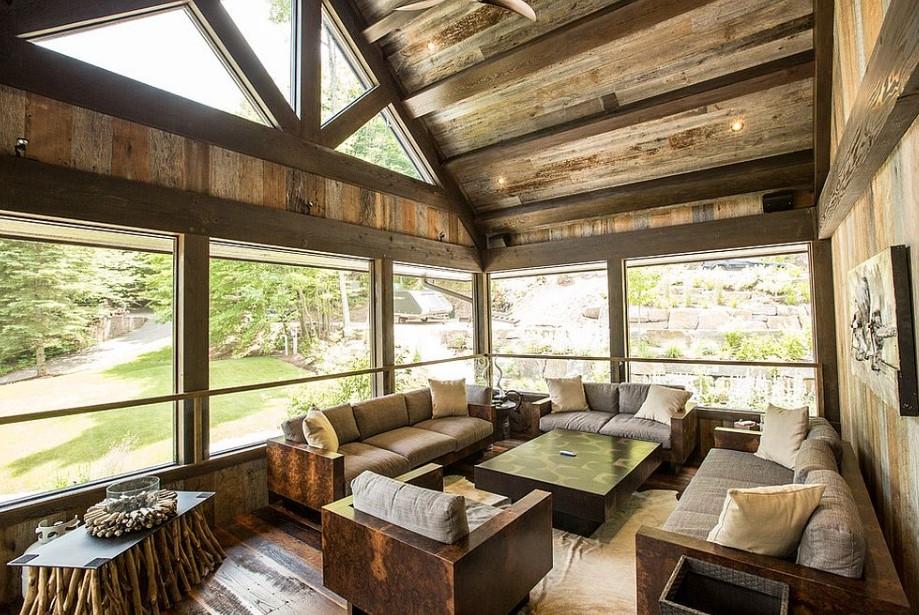 Sustainable Sunroom Design