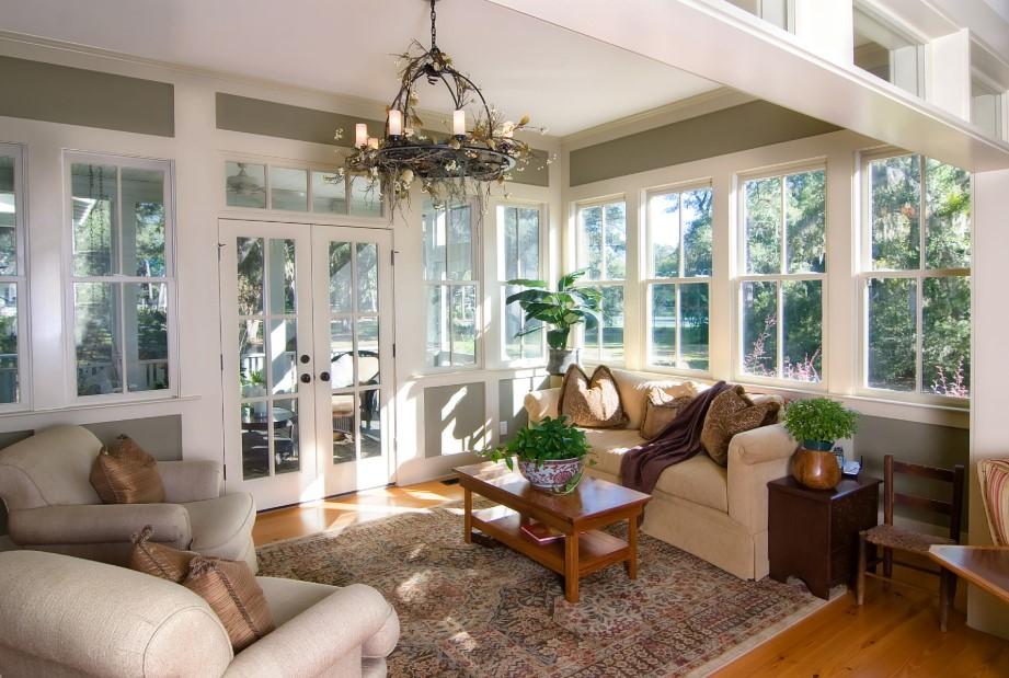 The Essential Sunroom Design