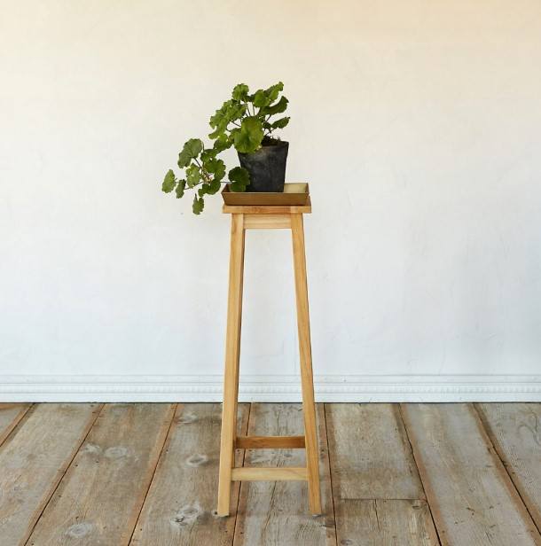 The High Square Plant Stand