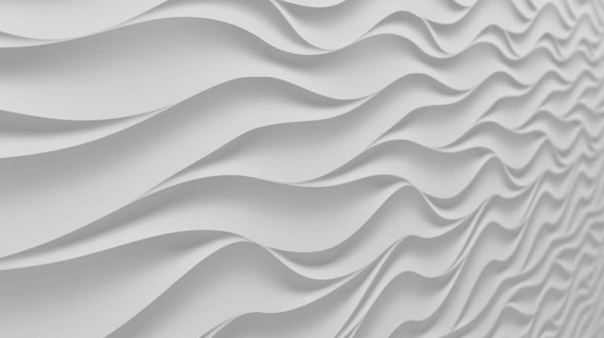 Wave Drywall Texture Types