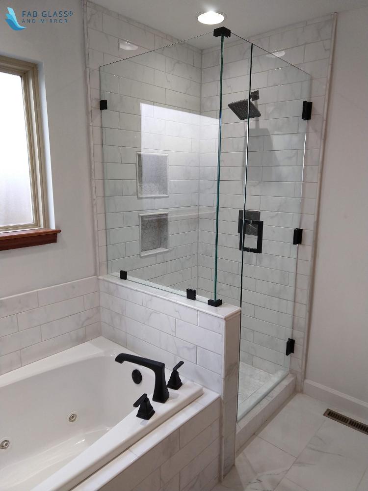 amazing shower door
