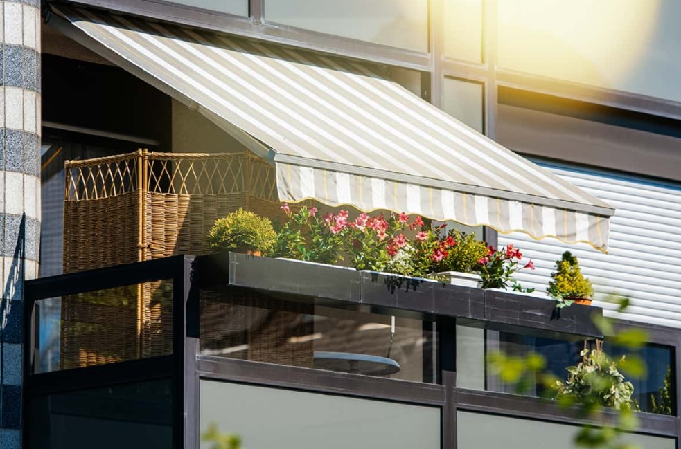 Upgrade the Awnings