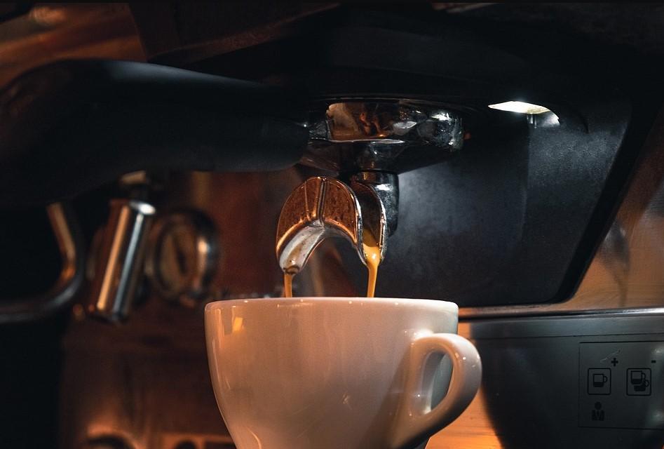 Get Coffee Machine