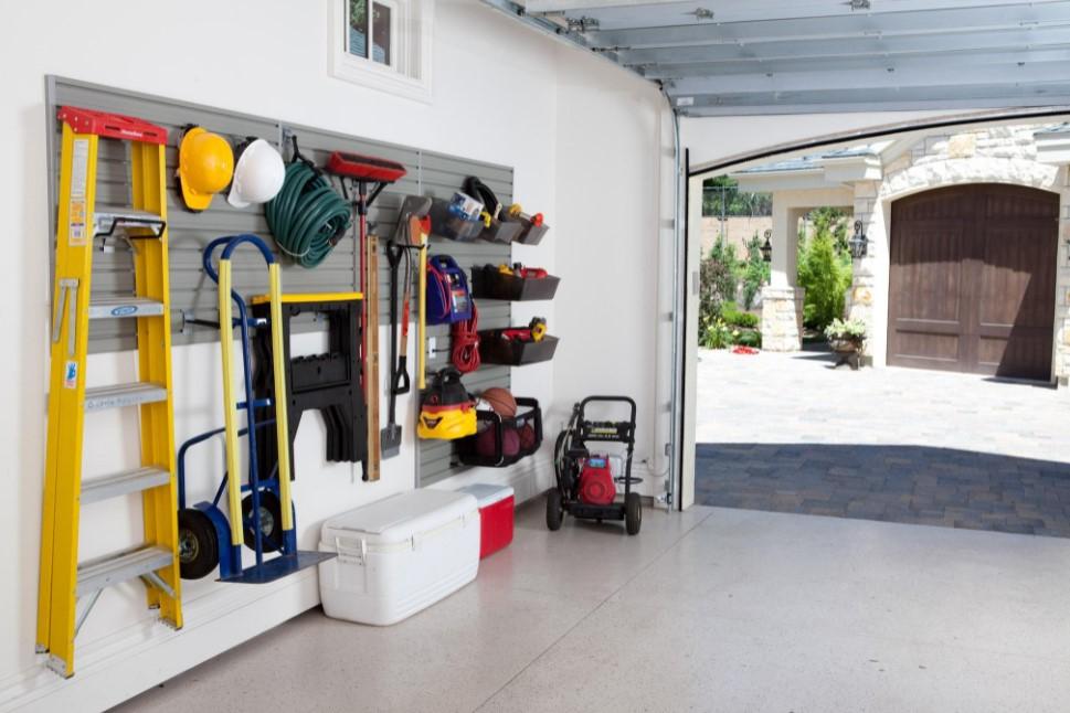 Ways to Add Storage Space on Your Garage